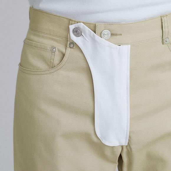 La tasca dei pantaloni