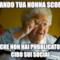 quando tua nonna scopre che non hai pubblicato cibo sui social