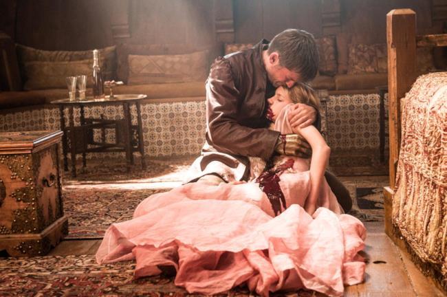 Jaime Lannister e Myrcella