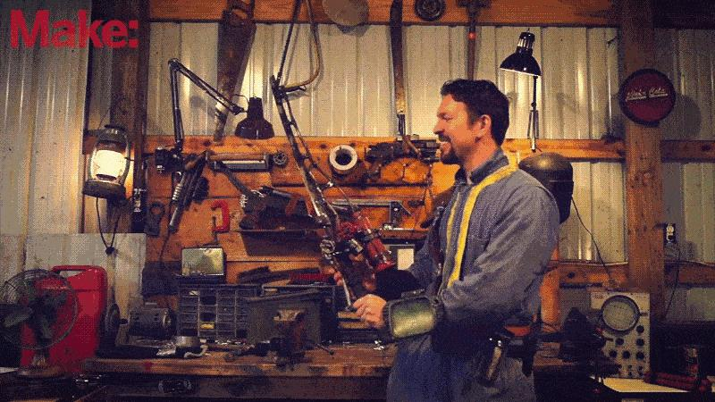L'arma Shishkebab di Fallout 4 creata da un fan
