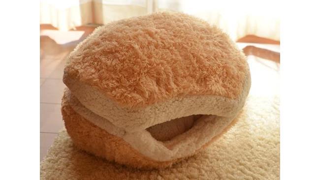 Un guscio di tartaruga o un mega panino?