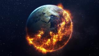 Un possibile scenario della fine del mondo