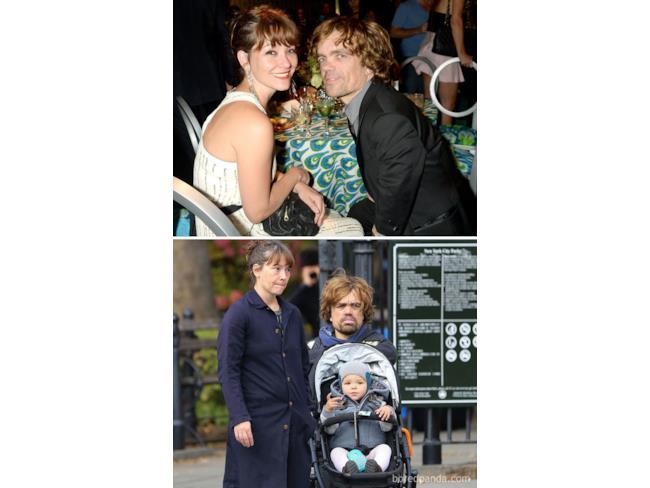 Tyrion con sua moglie