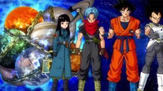 Tratto dall'omonimo videogame, arriva il nuovo anime tratto da Dragon Ball Heroes
