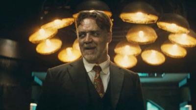 Russell Crowe in La mummia (2017)