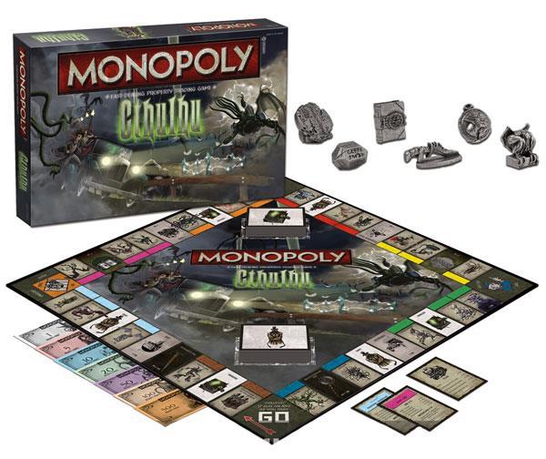 Il Monopoly di Cthulhu