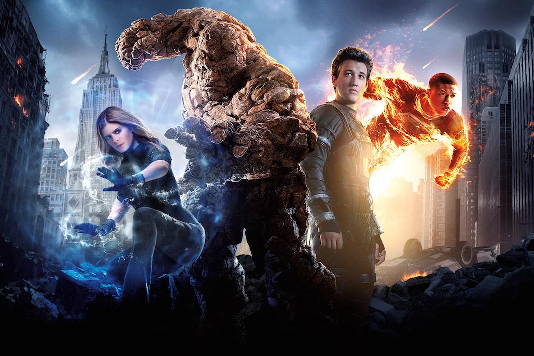 I Fantastici 4 di Josh Trank, film del 2015.