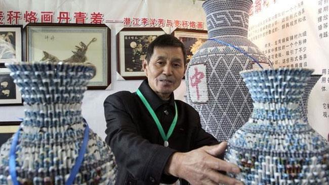 I vasi di Zhang Kehua