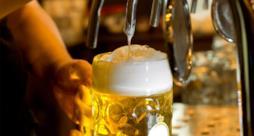 Un boccale di birra appena spillato