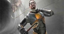 Un'immagine del videogioco Half-Life