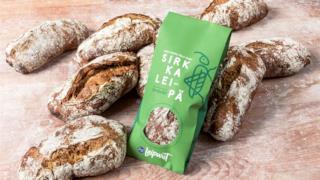 Il pane a base di insetti