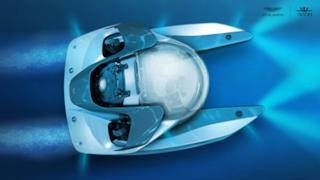 Project Neptune, un sottomarino da 4 milioni di dollari creato da Aston Martin.