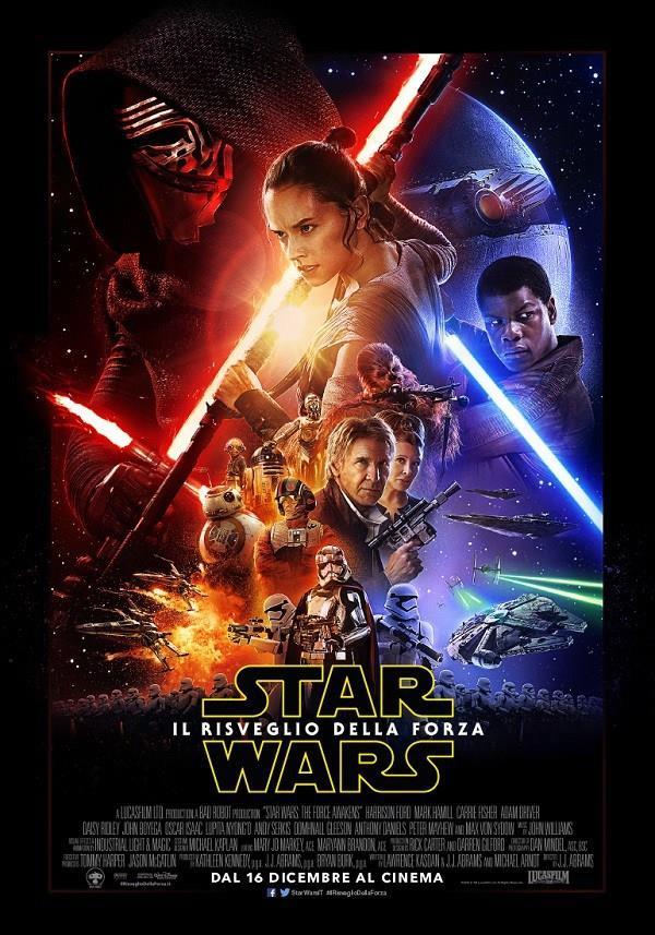 Star Wars: Il Risveglio della Forza è in arrivo il 16 dicembre 2015