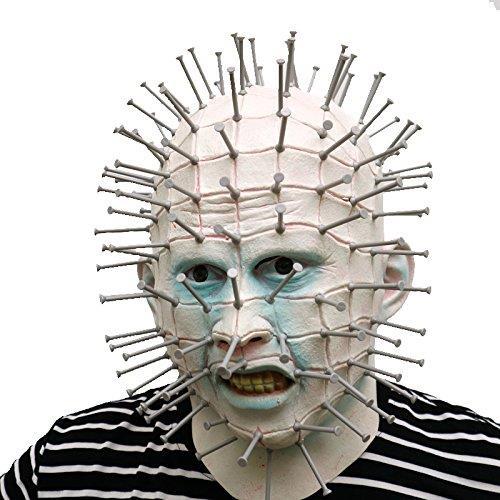 La maschera di Pinhead di Hellraiser