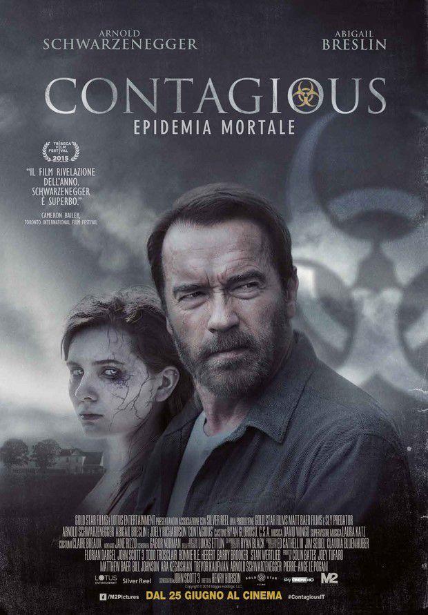 Poster del film Contagious