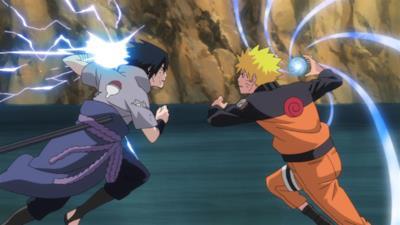 Naruto contro Sasuke