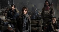 Il primo capitolo della saga antologica di Star Wars, Rogue One arriva in Italia il 14 dicembre 2016