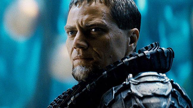 Zod nell'Uomo d'Acciaio