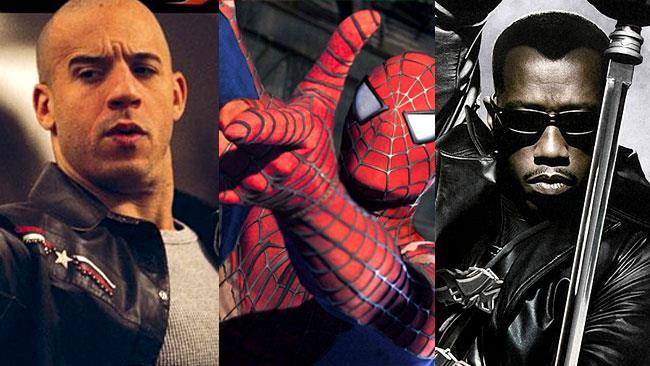XXX, Spider-Man e Blade sono in TV stasera