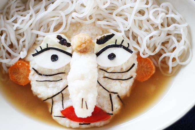 Zuppa di miso ispirata allo Studio Ghibli