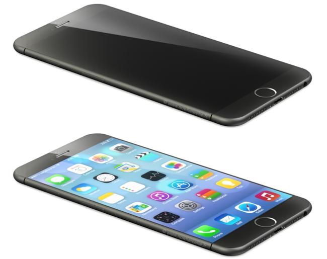 Prototipo di iPhone 6