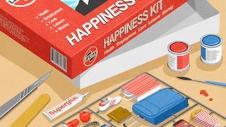 Il kit per essere felici secondo John Holcroft