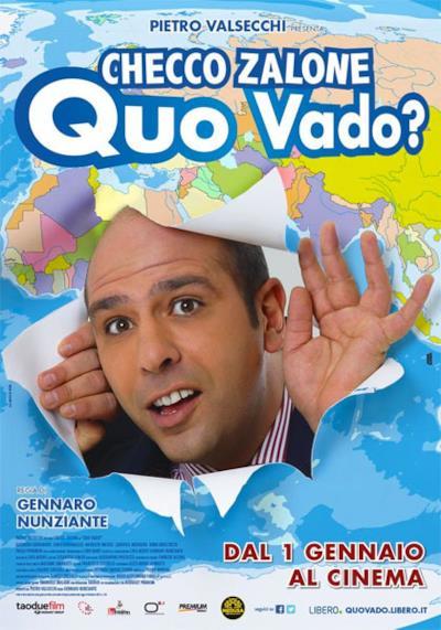 La locandina di Quo Vado?