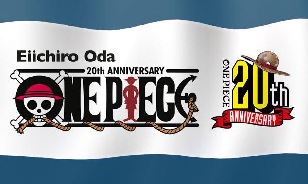 Ventesimo anniversario di One Piece
