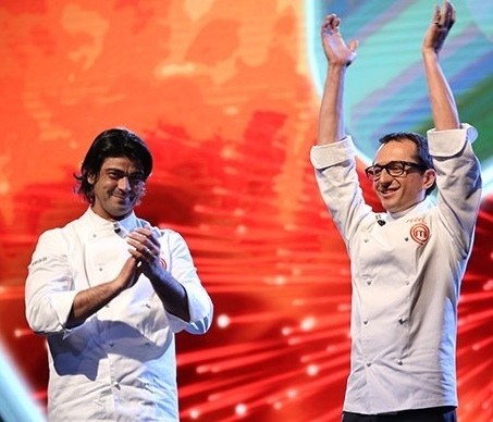 Federico vince Masterchef Italia