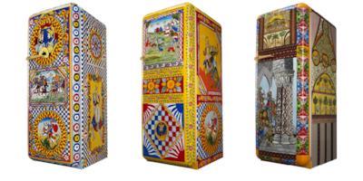 I frigoriferi Smeg firmati Dolce & Gabbana