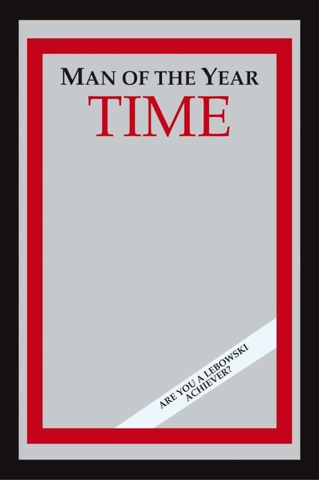 Lo specchio che riprende la famosa copertina del Time - Regali sotto i 100 euro