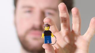 La versione mini LEGO di noi stessi offerta dal sito online Firebox