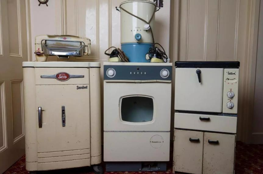 Gli elettrodomestici vintage