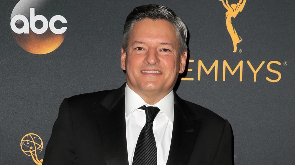 Ted Sarandos di Netflix
