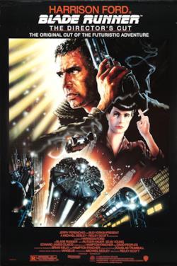 Il poster originale di Blade Runner