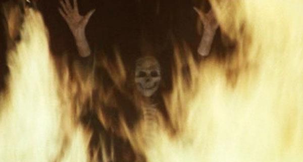La strega del film Inferno