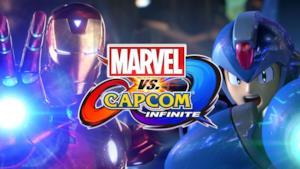 Logo di Marvel Vs Capcom: Infinite