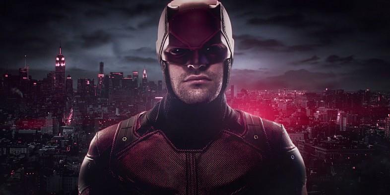 Locandina della serie TV Daredevil