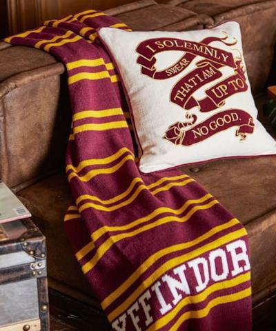 Grifondoro, una delle casate di Hogwarts