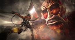 Nuovi dettagli e un nuovo trailer per il videogioco de L'Attacco dei Giganti