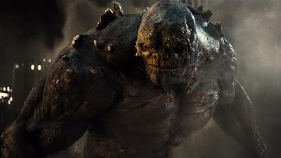 Doomsday, il super cattivo di Batman v Superman