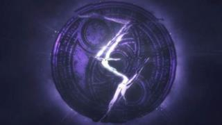 Il logo di Bayonetta 3