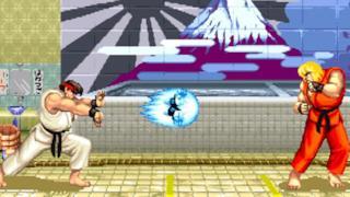 Una scena estratta dal videogioco