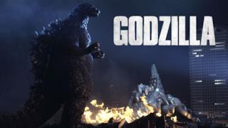 Godzilla in un'immagine del classico film