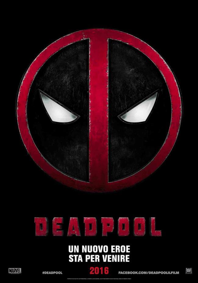 Deadpool sta per venire nella prima locandina italiana del film