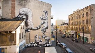 Le 20 città del mondo dove vedere la miglior street art