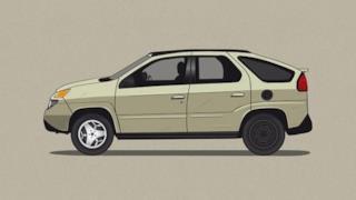 Le automobili più famose dei film in stile minimal