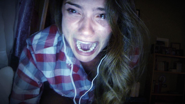 Shelley Henning in una scena del film Unfriended