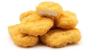 dei bocconcini di pollo (chicken nuggets)