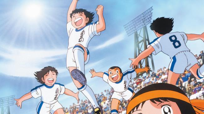 L'anime di Capitan Tsubasa